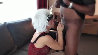First, Wife interracial, Interracial cuckold, White wife, Wife black, Ebony cuckold