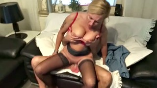 Mom help, Help, Mom helps, Mom caught, Big tits mom, Caught jerking