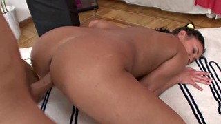 Teen, First time, First anal, Birthday, Present, First time fuck
