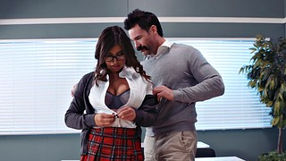 Ella knox, Worship, Classroom, Knox, Tit worship, Latina boobs