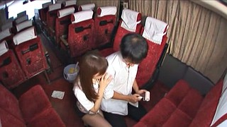 Japanese bus, Student, Asian bus, Uniform, Japanese pantyhose, Japanese student