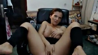 Mother, Mother son, Son caught, Almost caught, Milf webcam, Caught masturbation