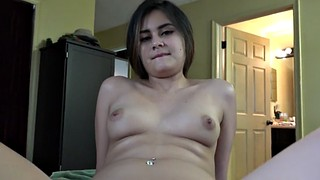Surprise, Surprised, Big cock surprise, Teen stepdad, Surprise cock