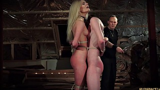 Leather, Whipping, Spanking punishment, Spanking girls, Spanking girl, Two girl
