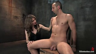 Tied, Shemale bondage, Shemale domination, Shemale bdsm, Tranny bondage, Dominating