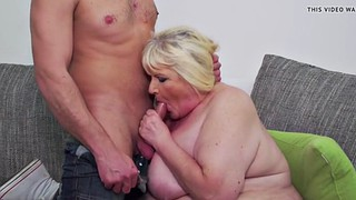 Mother son, Seduced, Young son, Lucky, Young mother, Bbw lingerie