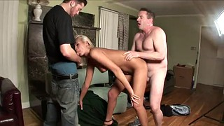 Mmf, Blue, Mmf threesome, Double fuck, Beauty fuck, Threesome mmf