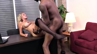 Lingerie, Monster cock, Mature interracial, Monster black cock, Black hard, Ebony black