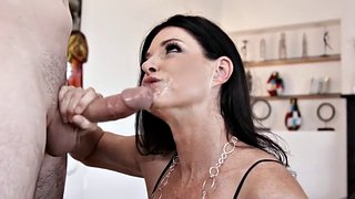 India, India summer, Indian summer, Indian cumshot, Sloppy blowjob, India summers