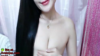 Pink, Asian webcam, Korean pussy, Pink pussy, Korean solo, Tiny asian