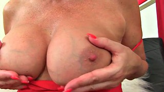 Neighbour, British mature, British granny, 70, Neighbours, Mature british