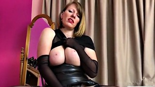 German, Instruction, Instructions, Jerk off instruction, Jerk off instructions, German femdom