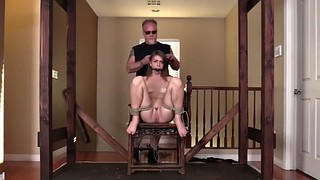 Dungeon, Chair, Alex blake, Teen bdsm, Blake, Blaked