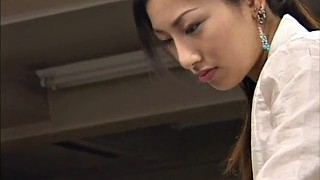Grope, Groped, Japanese office, Asian massage, Groping, Japanese pantyhose