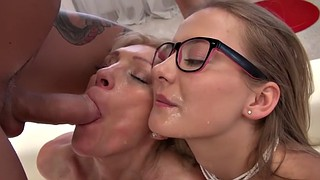 Old and young, Casting anal, Anal granny, Young and old, Cougar anal, Granny pov