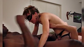 Mom, Granny bbc, Black mom, Stepson, Ebony mom, Mom threesome