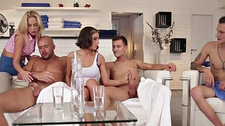 Sauna, Spa, Gay group, Bisexual orgy, Sauna sex, Gay bisexual