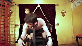 Bdsm, Electric, Asian femdom, Femdom slave, Electricity, Asian slave