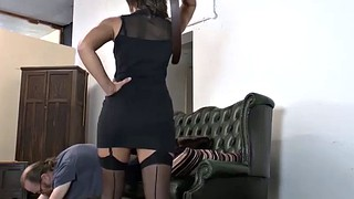 Discipline, Female, British spanking, Females, Female spanks, Female spanks male