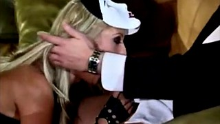 Nikki benz, Mask, O girl, Masked, Benz, Sensual blowjob