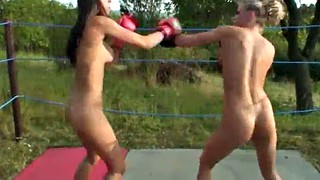 Boxing, Box, Girl boxing