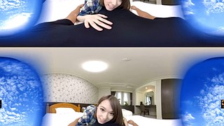 Cream, Japanese pov, Cute japanese, Cute asian, Short haired, 3d pov