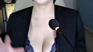 Huge boobs, Korean milf, Big bra, Huge tits solo, Big boobs solo, Asian big boobs