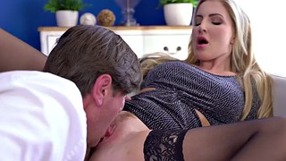 Georgie lyall, Sloppy, Blonde mom, Sloppy blowjob, British milf, Scottish