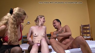 Swingers, Pale, Couples, Old couple, Young couple, Couple threesome