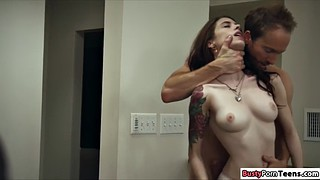 Hard anal, Ann, Deep kissing, Pounding, Shave, Deep kiss