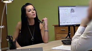 Loan4k, Casting czech, Rich, On her knees, Manager, Czech castings