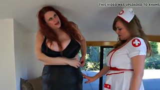 Bbw fisting, Red head, Nurses, Bbw redhead, Patient, Head