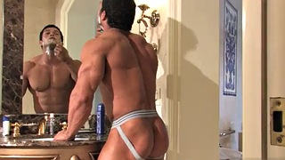 Ass licking, Bodybuilder, Gay daddy, Bodybuilding, Bodybuilders, Gay daddies