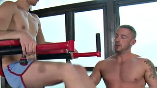 Muscle, Gay muscle, Flip flop, Muscle pov