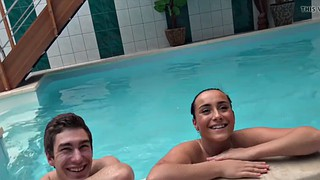 Cuckold, Swimming, Swim, Cheating pov, Pov cuckold, Cheats