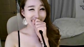 Asian big tits, Korean webcam, High, Korean solo, Solo tease, Korean big tits