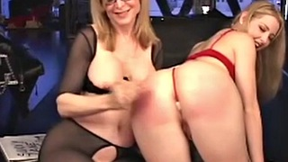Nina hartley, Punishment, Punish, Sunny lane, Sunny, Milf lesbian