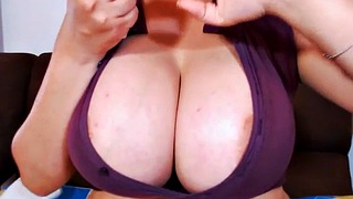 Home, Home made, Big boobs solo, Made, Hot boobs, Latin milf