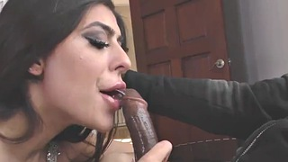 Arab, Rent, Audrey, Audrey royal, Interracial cuckold, Bull