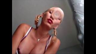 Cuckold, Spit, Spitting, Humiliated, Cuckold humiliation, Femdom cuckold