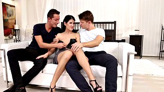 Mmf, Shooting, Spoon, Spooning, Mmf threesome, Mmf anal