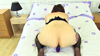 Real mom, Chubby mom, Dildo ride, Mom lingerie, Chubby dildo, Mom riding