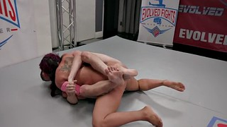 Mixed wrestling, Mixed fight, Fighting, Fight, Cream pie, Mixed