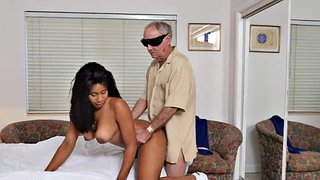 Nurse, Black granny, Ebony granny, Old men, Ebony blowjob, Jenna foxx