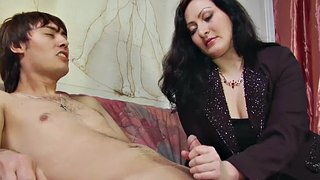 Mom massage, Mom pov, Massage mom, Prostate, Asian mom, Pov mom