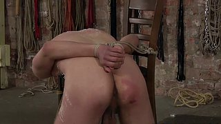 Blindfold, Rope, Chair, Ashton, Ropes, Roped