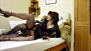 Crossdresser fucked, Crossdressing, Crossdressers, Suzie q, Suzy q, Sadie