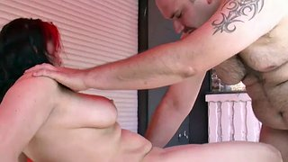 Stepmother, Fucking, Stepmom seduce, Stepmom stepson, Sunbathing, Stepmom seduced