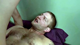 Hairy, Anal hairy, Hairy hd, Riding cock, Anal gaping, Oriental