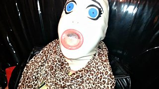 Condom, Masked, Semen, 11, Gay latex, Latex mask